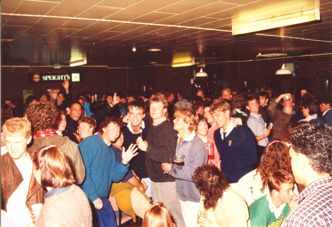 Gardies in the 1980s