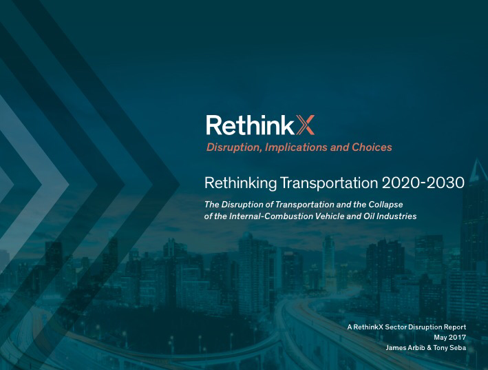 Rethinking Transportation 2020-2030